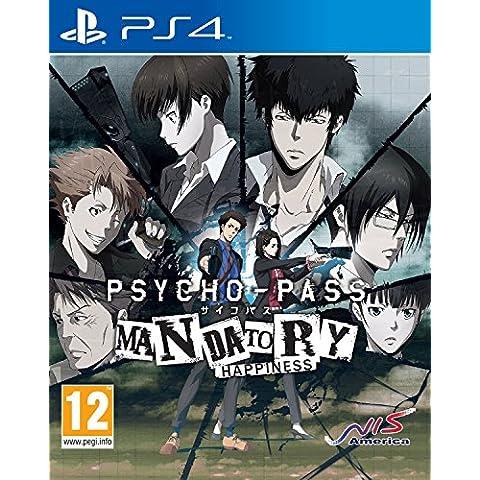 Psycho-Pass: Mandatory Happiness (PS4) UK IMPORT
