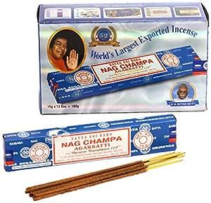 Satya nagch AMPA Incense Sticks (15gms X 12Packs)