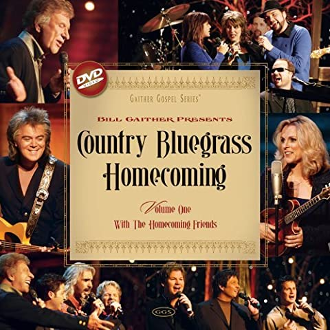 Bill Gaither Presents: Country Bluegrass Homecoming, Vol. 1 by George Jones
