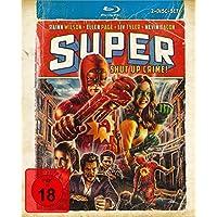 Super - Shut Up, Crime! - Mediabook Edition