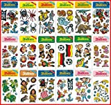Indianer Tattoos von Lutz Mauder // Kinder Tattoo Kindertattoo Tatoo Tatto Kindergeburtstag Geburtstag Mitgebsel Geschenk -