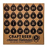 Craft Beer Advent Calendar Gift Pack, 24 x 330 ml