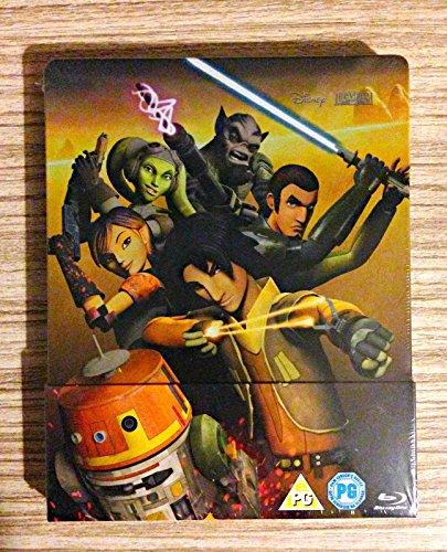 Star Wars Rebels - Season 1 (Limited Edition Steelbook) [Blu-ray]