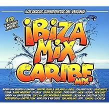 Ibiza Mix + Caribe Mix 2017 (4 Cd's)