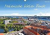 Malerische Kieler Förde (Wandkalender 2019 DIN A3 quer): Malerisch schöne Bilder von Kiel über Laboe bis zur Kieler Bucht - die Kieler Förde (Monatskalender, 14 Seiten ) (CALVENDO Orte) - Tobias de Haan
