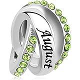 Jewelryonclick Pierres pr/écieuses naturelles en vrac 4 5 6 7 8 9 10 11 12 13 14 15 mm Forme ronde pour la confection de bijoux