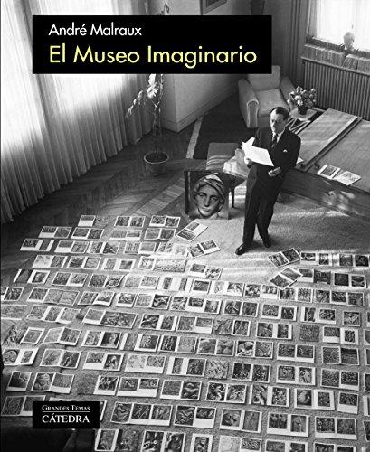 Portada del libro El Museo Imaginario (Arte Grandes Temas)