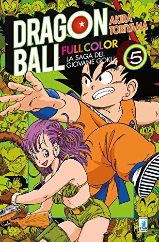 Dragon Ball full color. La saga del giovane Goku: 5