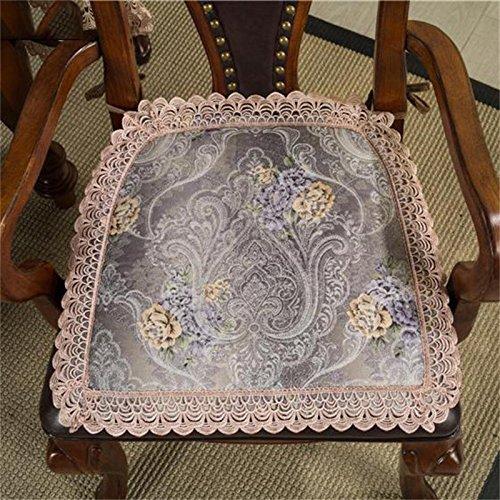 DELLT-Charles Er Siting continentale estate cuscino sedia cuscino cuscino sedia