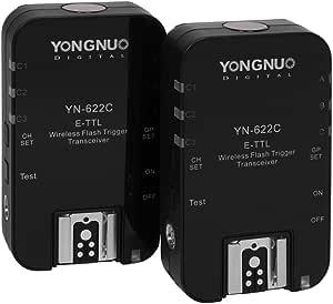 Yongnuo Yn 622 C Wireless High Speed E Ttl Flash Elektronik