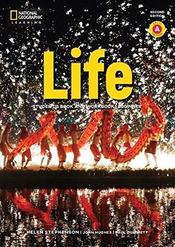 Life - Second Edition Beginner - Student's Book and Workbook (Combo Split Edition A) + Audio-CD + App: Unit 1-6 por Paul Dummett