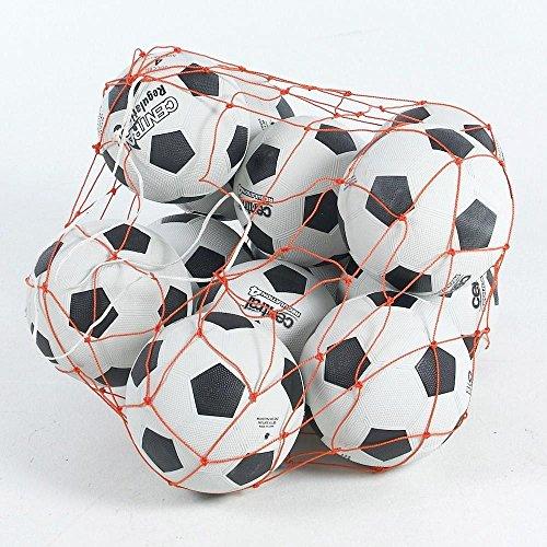 HuntGold Mehrzweck-Sportbälle, 115 cm, mit Kordelverschluss, Netz-Tragetasche, neu
