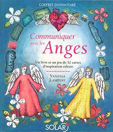 Communiquer avec les anges - Coffret divinatoire NE par Vanessa LAMPERT