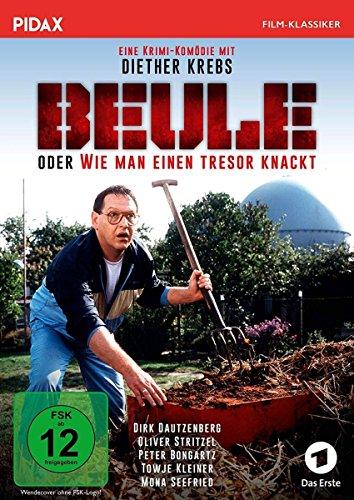 Beule oder Wie man einen Tresor knackt/Gagreiche Krimikomödie mit Diether Krebs (Pidax Film-Klassiker)
