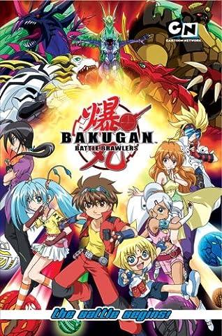 Bakugan Battle Brawlers: The Battle Begins!