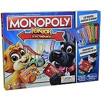 Monopoly Junior Electronico (Hasbro E1842105)