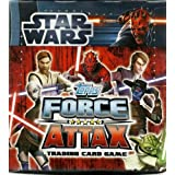 Star Wars Force Attax Serie 3 Booster Display 50 Booster [Importación alemana]