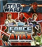 Star Wars Force Attax Serie 3 Booster Display 50 Booster