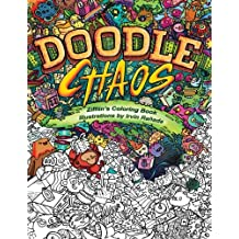Doodle Chaos Volume 3 Zifflins Coloring Book