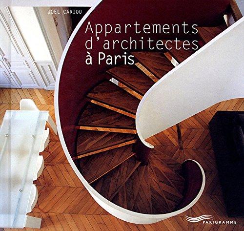 Appartements d'architectes à Paris