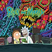 "The Rick and Morty Soundtrack-Box Set (2xlp+7"") [Vinyl LP] [Vinilo]"