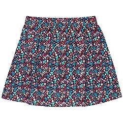 Sense Organics Iris Girls Skirt, Falda para Niños, Mehrfarbig (AOP Ditzy Flower 287001), 5 Años