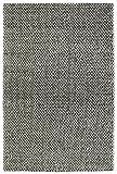 Moderner Teppich My Loft 580 von Obsession, Landhaus Teppich, scandinavian design, aktuelle kiesel struktur, in weichen naturfarben, anthrazit, grau, silber, natur, creme, taupe, (120 x 170 cm, LOF 580 taupe grau braun)