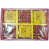 Diwali Diya Set Of 6 Handmade Earthen Clay Terracotta Decorative Dipawali Diya Diwali Diya Oil Lamps For Pooja Diwali Deepak Fancy Diya For Rongali
