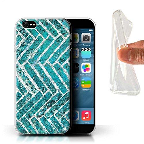 aa4e6477a8bab Stuff4 Gel TPU Hülle   Case für Apple iPhone 5 5S   MartiniGlas ...