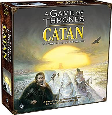 Catane - Game of thrones - Français