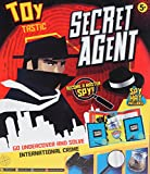 Grafix Secret Agent Mega Spy Kit - Detective Toy!
