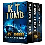 Lost Things: Three Adventure Novels (English Edition)