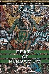 Death at Pergamum (A Getorius and Arcadia Mystery Book 3)