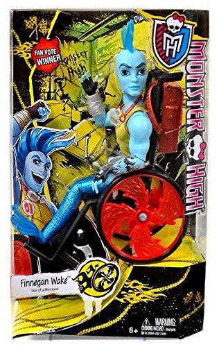 Monster High - Action Figure Finnegan Wake (Mattel CKT04)