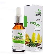 Breathe Fresh Pureefy Anti-Bacterial Essential Oil Blend (20 ml)