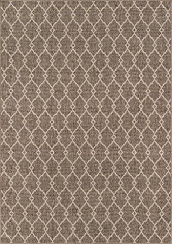momeni Teppiche baja0blu1837, Taupe, 1'8