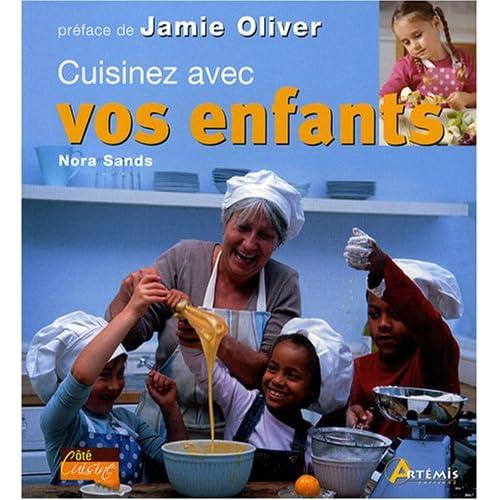 Cuisinez avec vos enfants