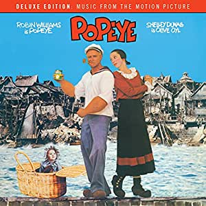 Popeye (Music From Motion Picture)