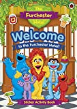 The Furchester Hotel: Welcome to the Furchester Hotel!: Sticker Activity Book