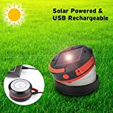 ThorFire CL04 Solar-LED Camping Laterne -