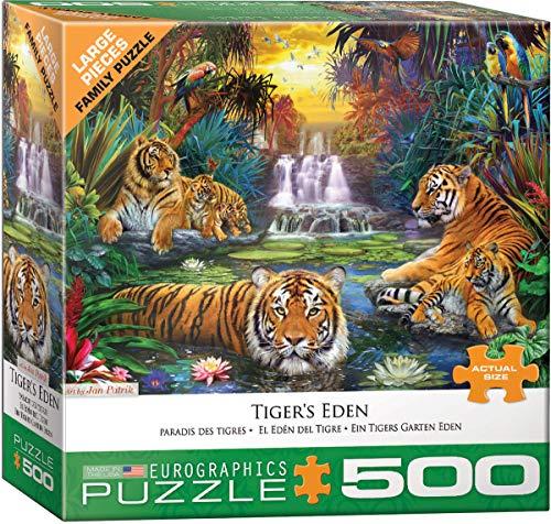 Tiger's Eden Puzzle
