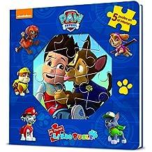 Mi primer libro puzle (Paw Patrol - Patrulla Canina. Libro regalo)