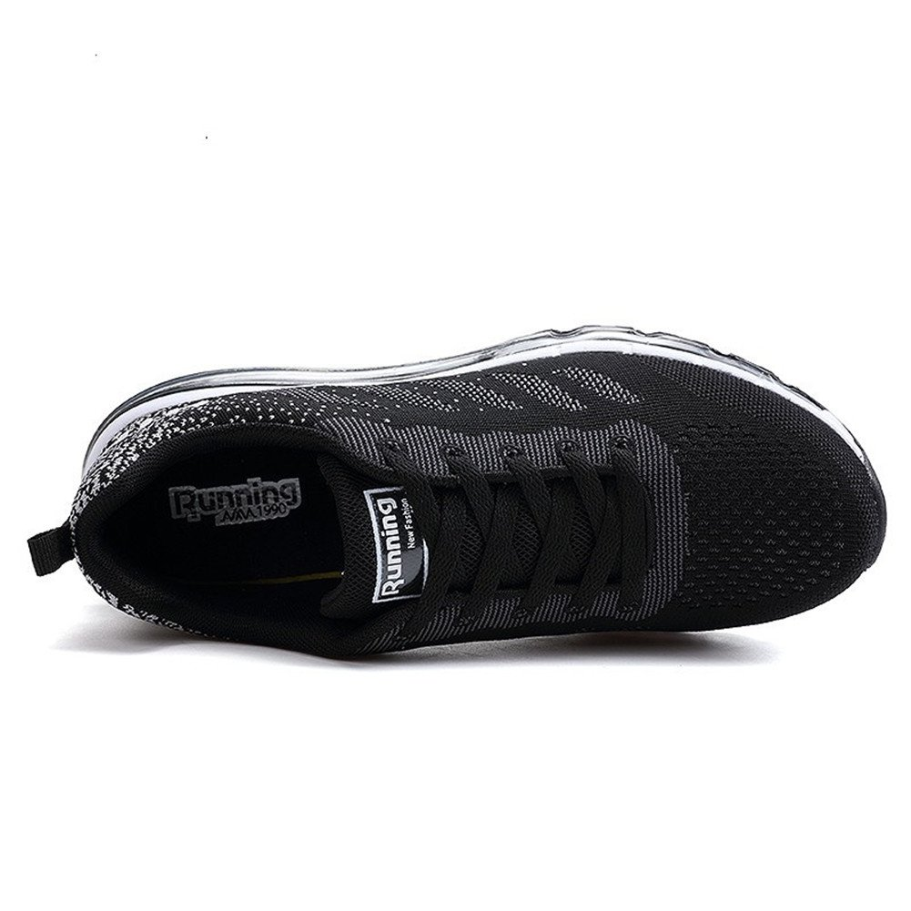 ba7f8f8fd86651 Uomo Donna Air Scarpe da Ginnastica Corsa Sportive Fitness Running Sneakers  Basse Interior Casual allAperto ...