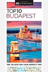 DK Eyewitness Top 10 Budapest (Pocket Travel Guide) Paperback