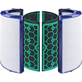 Replacement HEPA Filter for Dyson HP04 TP04 HP04 TP05 DP04 Air Purifier Sealed Two Stage 360° Filter System Pure Cool Purifie