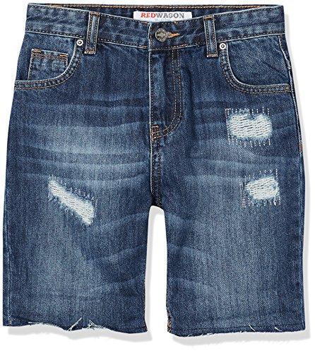 Red wagon pantaloncini di jeans bambino, blu (blue), taglia unica (taglia produttore: 9 anni)