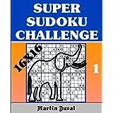 Super Sudoku Challenge 1: 16X16