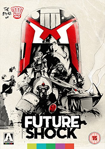 Bild von Future Shock: The Story Of 2000AD [DVD] [UK Import]