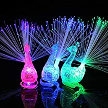 ZDYLL Fluoreszenz-Stock 20PCS / elektronisches LED-Blitz Armband/lichtemittierendes Armband Halloween-glühendes Geschenk + Ersatzbatterien (Farbe : E)