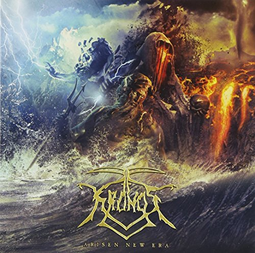 Kronos: Arisen New Era (Audio CD)